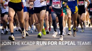KCADP Run for Repeal