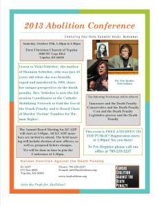 2013 Conference Flyer